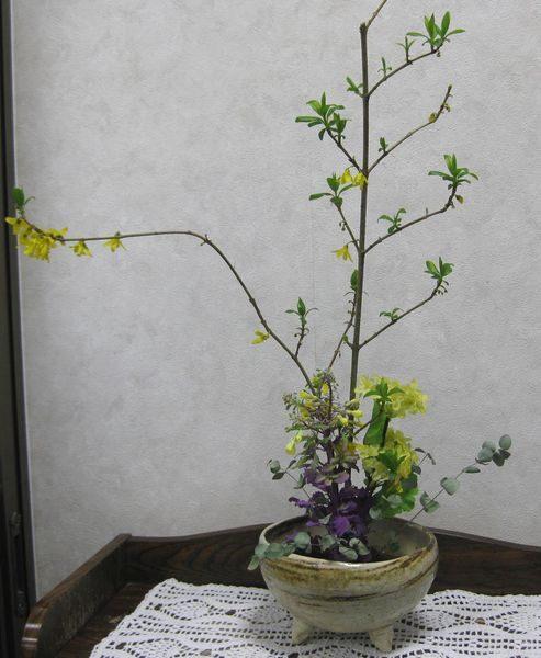 2017・5月生け花4