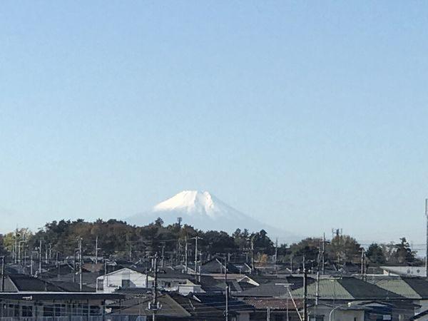 2018・1・15富士山②
