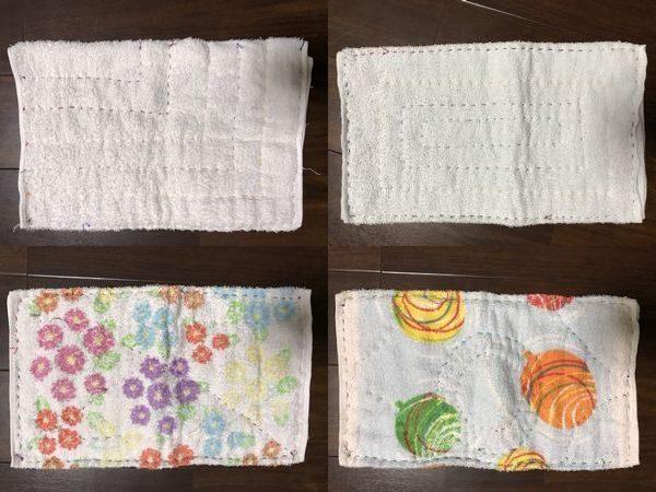 雑巾連結⑥