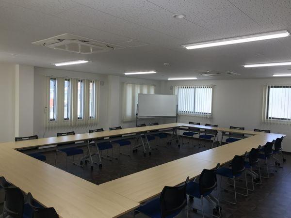 ブログ・室内(2F大会議室)