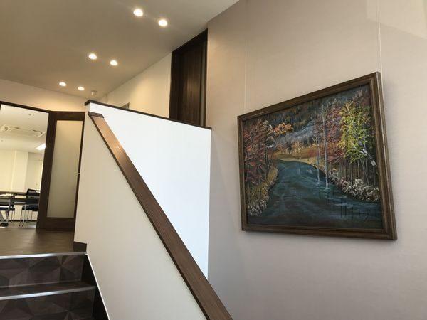 ブログ用・室内(階段)