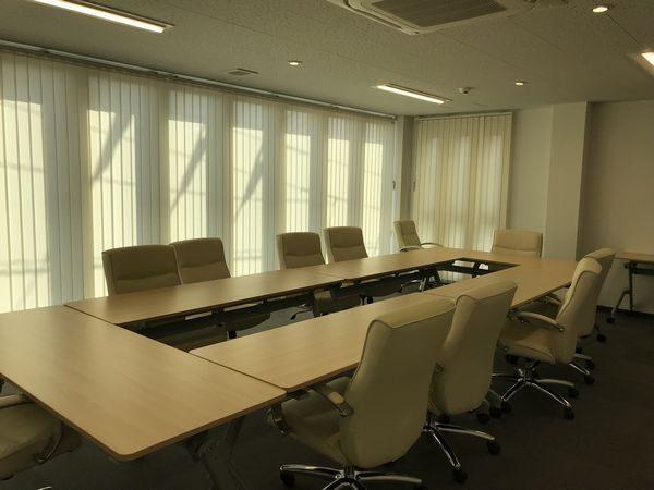 ブログ用・室内(2F小会議室)