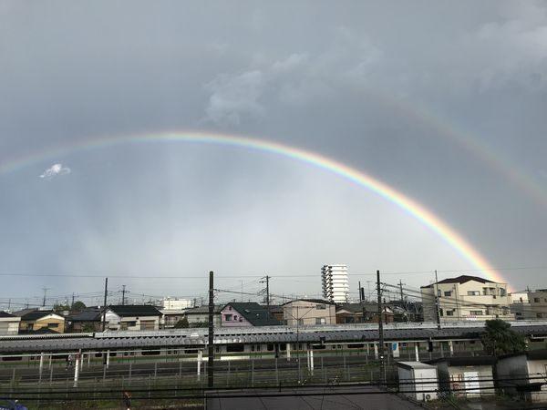 2019・8虹③